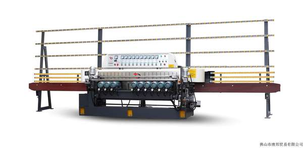 TBBM-10A Front-beam Lifting Type Glass Beveling Machine