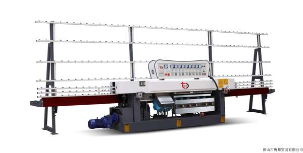 TBSE-9-45°Glass Straight-line Edging Machine